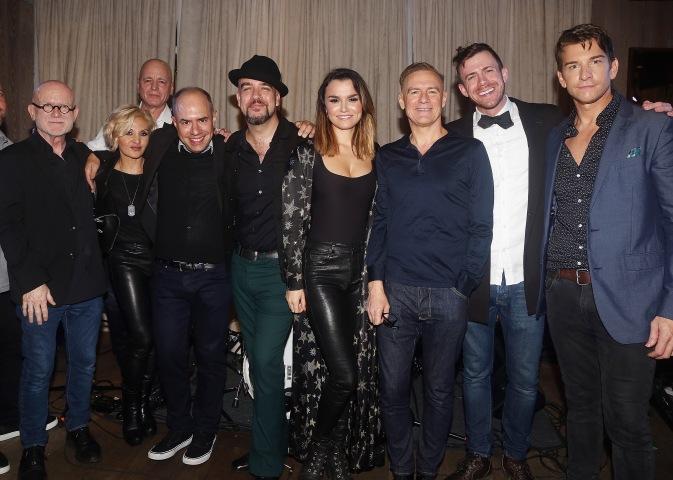 Celebrities Visit Broadway - October 15, 2018